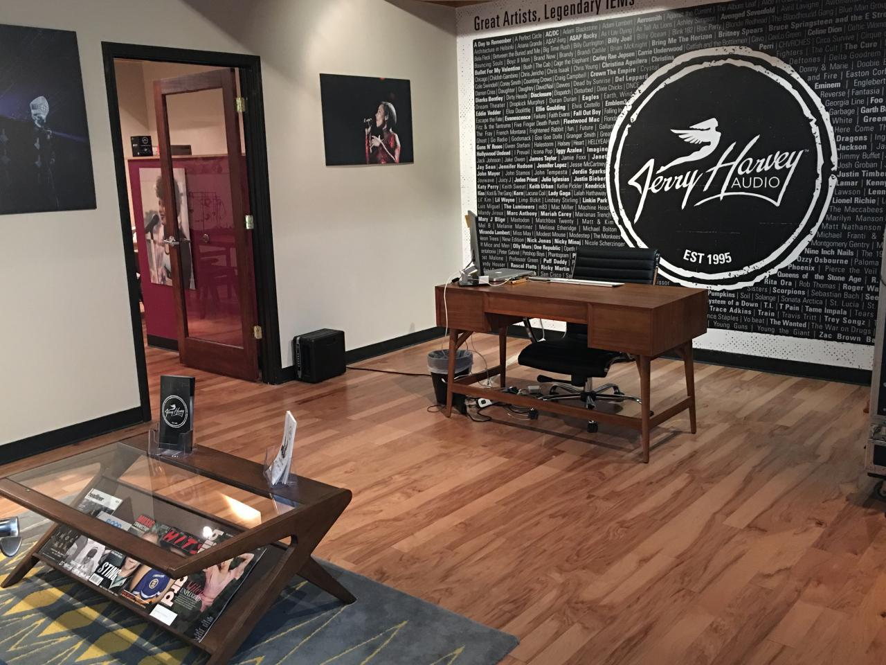 JH Audio Nashville Office Contact Us